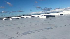 Foto de En Europa el 70% de las impermeabilizaciones de cubiertas se realizan con láminas sintéticas de PVC, según Danosa