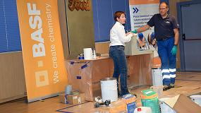 Foto de Jornada de Formación de productos de BASF para piscinas y alicatados