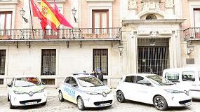 Foto de El Ayuntamiento de Madrid escoge el renting flexible para electrificar su parque móvil