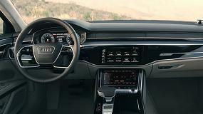 Foto de El concepto de Iluminación de Hella establece nuevos estándares en el nuevo Audi A8