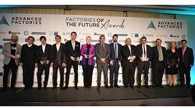 Picture of Los Factories of the Future Awards encumbran Vaden-Wüttemberg como la región líder en Industria 4.0
