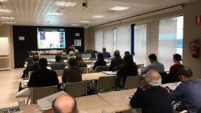 Foto de Arpho acerca las actividades de reparación, refuerzo y protección del hormigón a Bilbao