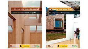 Foto de Arquima se implica en la divulgación de los beneficios de la construcción en madera
