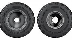 Picture of Continental avanza los neumáticos que lanzará en verano para el sector agrícola