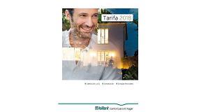 Foto de Nueva Tarifa de precios Vaillant 2018