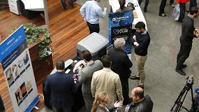 Foto de Tejidos que almacenan energía o chalecos antibalas a base de grafeno se dan cita en Valencia