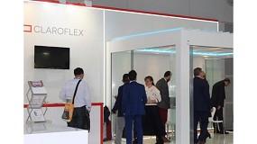 Foto de Éxito de los nuevos productos de Claroflex en la Feria R+T Stuttgart