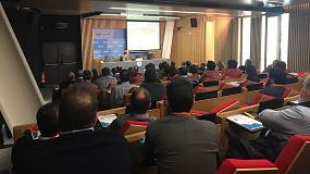 Foto de Éxito de asistencia y participación en la jornada de Aeded en Bilbao