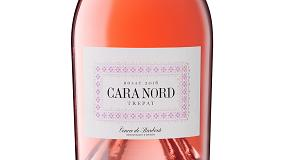 Foto de Nace Trepat Rosat, el vino rosado de alta montaña de la bodega Cara Nord