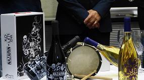 Foto de Kolenda y Nazarín, los vinos Lagar d'Amprius que rinden homenaje a Luis Buñuel y Calanda