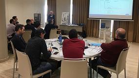 Foto de Éxito del nuevo curso de mantenimiento para sistemas de toma de muestra de Swagelok Ibérica