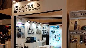 Picture of Optimus valora su participación en Sicur 2018