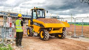 Foto de JCB aporta mayores niveles seguridad con su nueva gama de dúmperes de obra