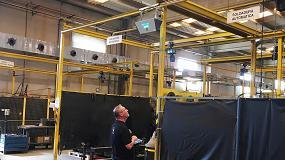 Foto de Teka realiza el primer gran proyecto con sistema de vigilancia medioambiental Airtracker en España