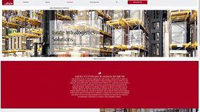 Foto de Linde Material Handling Ibérica lanza sus nuevas webs corporativas para España y Portugal
