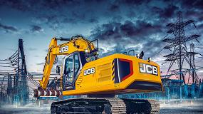 Foto de La comodidad del operador, prioridad en el diseño de las nuevas excavadoras JCB