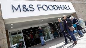 Foto de Marks and Spencer elige a Zetes para transformar su cadena de suministro alimentaria
