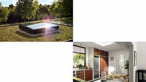Foto de La ventana de cubierta plana con diseño curvado de Velux premiada en los iF Design Award 2018