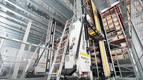 Foto de Dematic automatiza el nuevo centro logístico de JD Sprinter