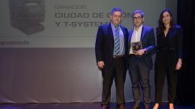 Foto de El Proyecto Smartlighting Gijon gana la categoría de Administración Pública en los Premios ComunicacionesHoy.