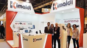 Picture of Kimaldi Electronics valora su participación en Sicur 2018