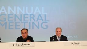 Foto de Richard Tobin cesa como CEO de CNH Industrial