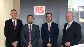 Foto de RS Components firma un acuerdo de distribución con Idec