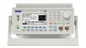 Foto de RS Components presenta los generadores de funciones arbitrarias de alta gama para ingenieros de prueba y de diseño