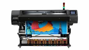 Foto de HP muestra sus soluciones de impresión digital en Fespa 2018