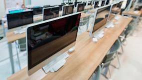 Foto de Instalaciones adecuadas y bien equipadas, uno de los elementos decisivos a la hora de escoger centro educativo