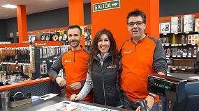 Foto de De la Granja Gallego, nueva ferretería Cadena 88 en Leganés