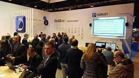 Foto de Dorlet valora su participación en Sicur 2018