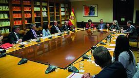 Foto de Ercros presenta su gama de bioplásticos biodegradables y compostables en el Congreso de los Diputados