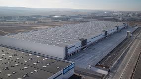 Fotografia de Inbisa duplica su volumen de construcción logística e industrial en el último año con más de 250.000 m2 ejecutados