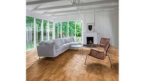 Foto de Los suelos de madera en acabado mate y de tonos claros marcan tendencia en decoración según el catálogo de Karelia 2018