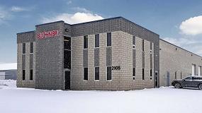 Foto de Nueva filial de Euchner en Canadá