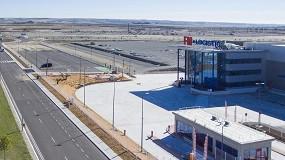 Fotografia de FM Logistic instala sus oficinas centrales en Plataforma Central Iberum