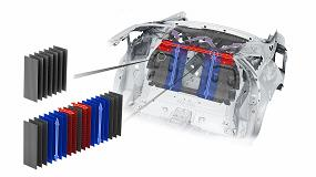 Foto de Piezas ligeras y de altas prestaciones a partir de composites termoestables para automoción