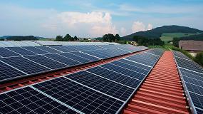 Foto de Recyclia recuperó 94 toneladas de vidrio y 15 de metales en 2017, tras retirar y reciclar 125 t. de paneles fotovoltaicos