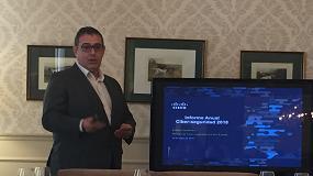 Foto de El Informe Anual de Ciberseguridad 2018 de Cisco desvela la sofisticación de los ciber-ataques y la mayor complejidad a la que se enfrentan las organizaciones