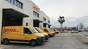 Fotografia de DHL Express en Málaga se traslada a unas nuevas instalaciones