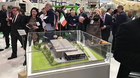 Foto de Biesse Deutschland GmbH presenta su nueva filial en la feria Holz-Handwerk 2018