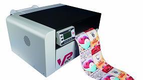 Foto de Nueva impresora de etiquetas a color Vipcolor VP600: flexible, eficiente y asequible