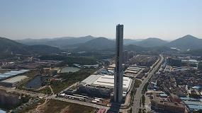 Fotografia de Thyssenkrupp inaugura una planta y una torre de pruebas de alta velocidad en China