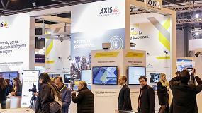 Foto de Axis valora su participación en Sicur 2018