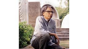 Foto de Knauf reconoce el valor y el compromiso social de la obra de Balkrishna Doshi, Premio Pritzker 2018