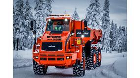 Foto de Una empresa de alquiler noruega adquiere 20 dúmperes articulados Doosan DA40