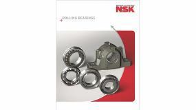 Foto de NSK lanza su nuevo Catálogo General de Rodamientos actualizado