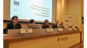 Foto de La directora general de Energía de Murcia detalla las actuaciones del Plan Energético de la Región previstas para 2018 durante su intervención en SmartESE