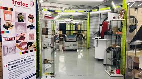 Foto de Trotec inaugura un showroom en Madrid